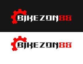 #25 untuk Design a Logo for BIKEZON88 oleh levandosmishvili