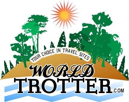 Конкурсная заявка №257 для Logo Design for travel website Worldtrotter.com