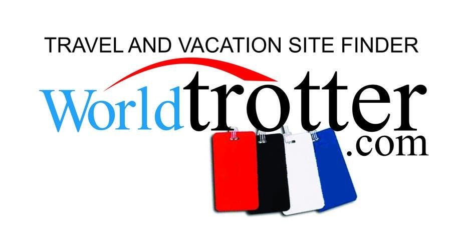 Inscrição nº 360 do Concurso para Logo Design for travel website Worldtrotter.com