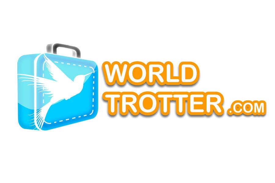 Contest Entry #279 for Logo Design for travel website Worldtrotter.com