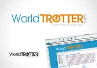 Graphic Design Inscrição do Concurso Nº232 para Logo Design for travel website Worldtrotter.com