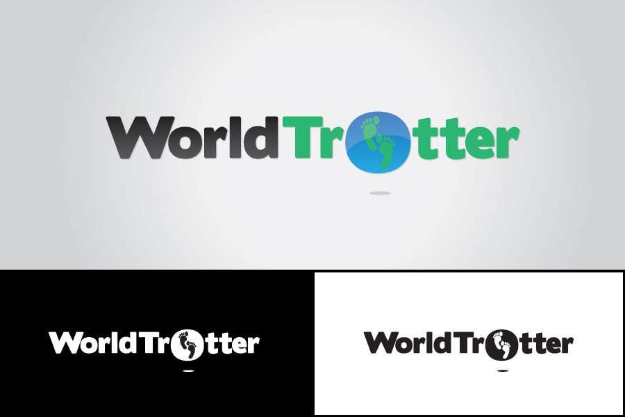 Inscrição nº 180 do Concurso para Logo Design for travel website Worldtrotter.com