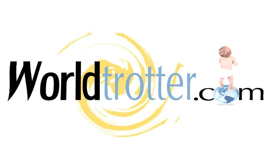 Конкурсная заявка №239 для Logo Design for travel website Worldtrotter.com