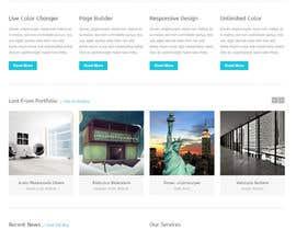 #5 untuk redesign website www.GadgetsClinic.com oleh sarahjobs