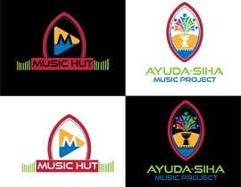 #176 for Design a Logo for a small local Music Store and Non Profit Music Outreach Program by Aemidesigns