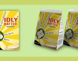#10 for Dosa Idli batter packaging design ( Stand up pouch) by mvraju2017