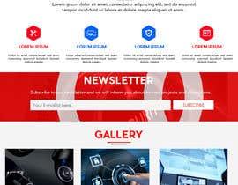 poulamifreelance tarafından TSG Website Build. için no 82