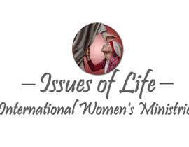 zachjg tarafından Design a Logo for International Women's Ministry için no 8