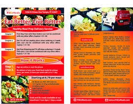 #18 for Design a Flyer for  a Meal Prep Company by mylogodesign1990