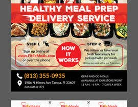 #23 for Design a Flyer for  a Meal Prep Company by enshano