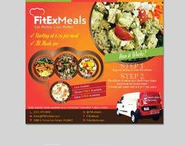 #24 for Design a Flyer for  a Meal Prep Company by ferisusanty