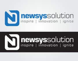 #10 untuk Design a Logo for Newsys Solution oleh strezout7z