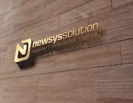 #18 untuk Design a Logo for Newsys Solution oleh strezout7z
