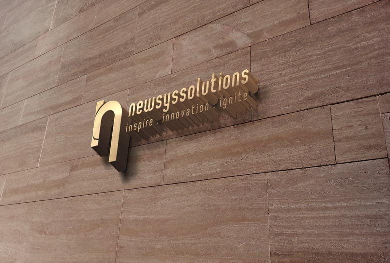 Penyertaan Peraduan #                                        27                                      untuk                                         Design a Logo for Newsys Solution