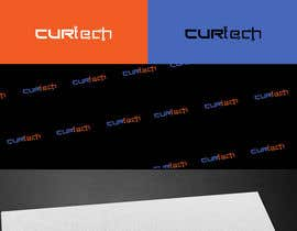 #89 for Design a Logo for brand name CURTECH by lumerbgraphics