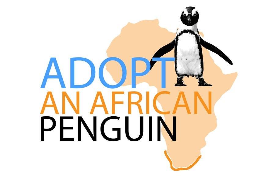 Конкурсная заявка №199 для Logo Design for Adopt an African Penguin Foundation