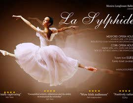 #21 for Graphic Design for Ballet company for a ballet called La Sylphide by duongnt97