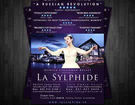 #8 para Graphic Design for Ballet company for a ballet called La Sylphide por qoaldjsk