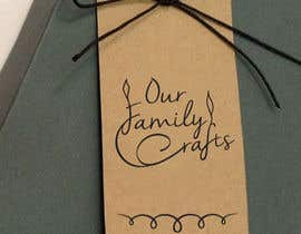 #2 para Design a Logo for our Crafts Business por katrinbondar