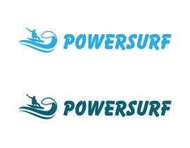 nº 6 pour PowerSurf, Power Surf, POWERSURF par BlackRainbow8