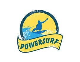 nº 11 pour PowerSurf, Power Surf, POWERSURF par BlackRainbow8
