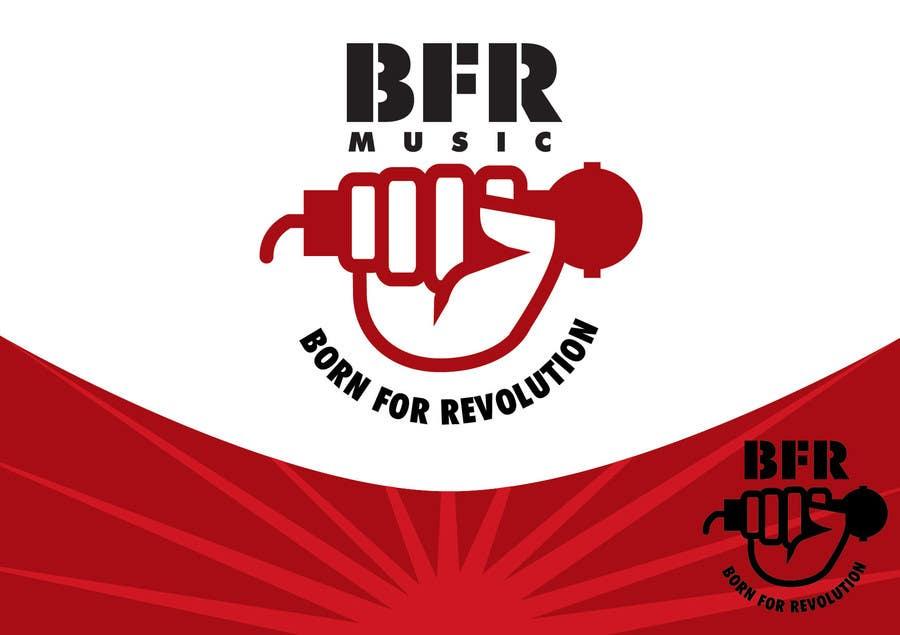 Конкурсная заявка №315 для Logo Design:  BFR Music OR BFR Music Services