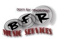 Graphic Design Конкурсная работа №352 для Logo Design:  BFR Music OR BFR Music Services