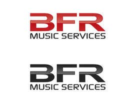 nº 440 pour Logo Design:  BFR Music OR BFR Music Services par won7