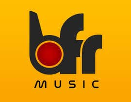 #258 para Logo Design:  BFR Music OR BFR Music Services por electricode