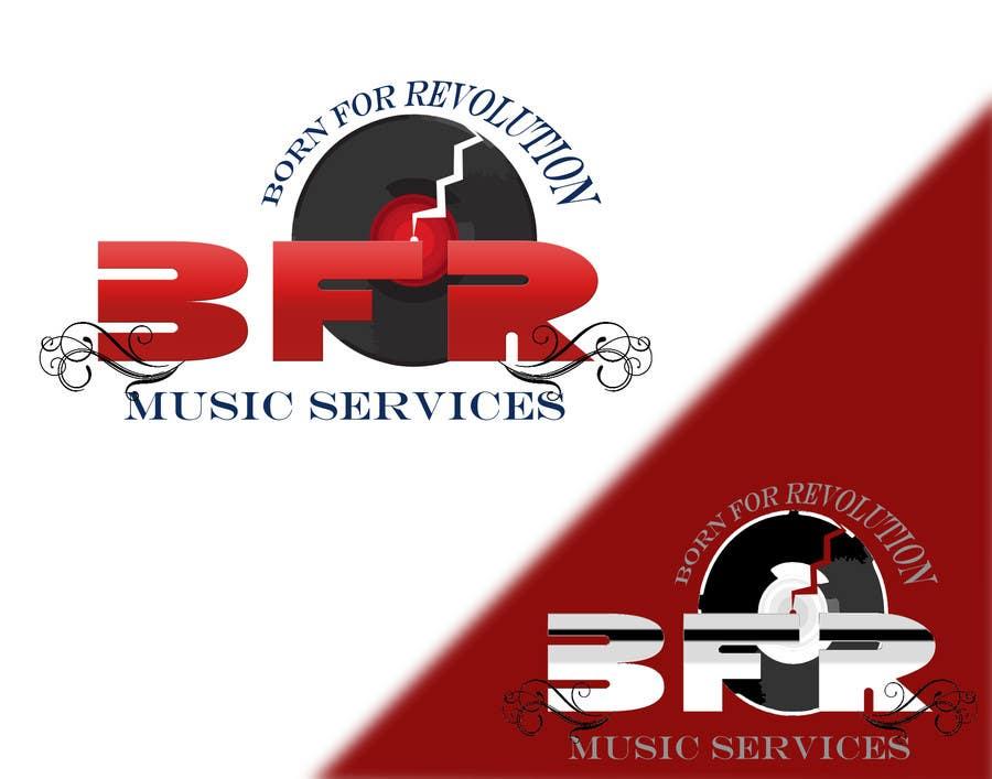 Конкурсная заявка №234 для Logo Design:  BFR Music OR BFR Music Services
