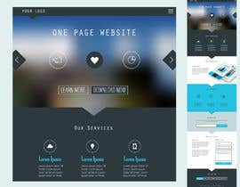 nº 1 pour Concevez une maquette de site Web par Backgroundremove