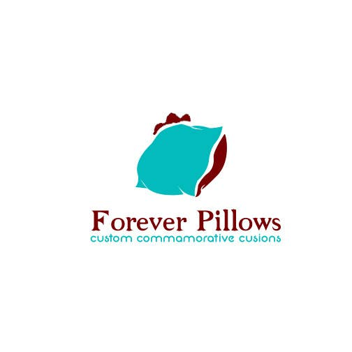 Inscrição nº 239 do Concurso para Logo Design for Forever Pillows