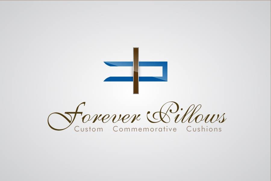 Penyertaan Peraduan #240 untuk Logo Design for Forever Pillows