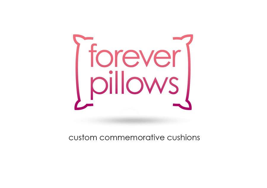 Penyertaan Peraduan #124 untuk Logo Design for Forever Pillows