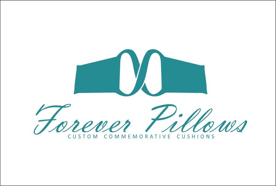Inscrição nº 202 do Concurso para Logo Design for Forever Pillows