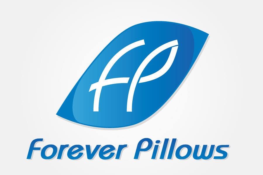 Inscrição nº 151 do Concurso para Logo Design for Forever Pillows
