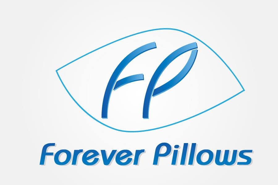Inscrição nº 149 do Concurso para Logo Design for Forever Pillows