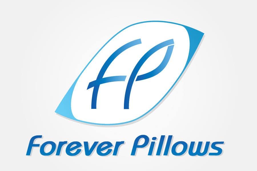 Penyertaan Peraduan #150 untuk Logo Design for Forever Pillows