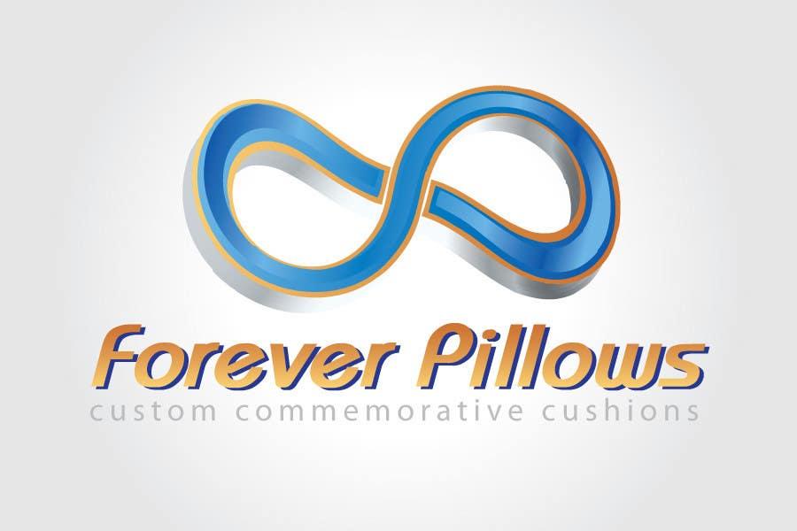 Inscrição nº 171 do Concurso para Logo Design for Forever Pillows