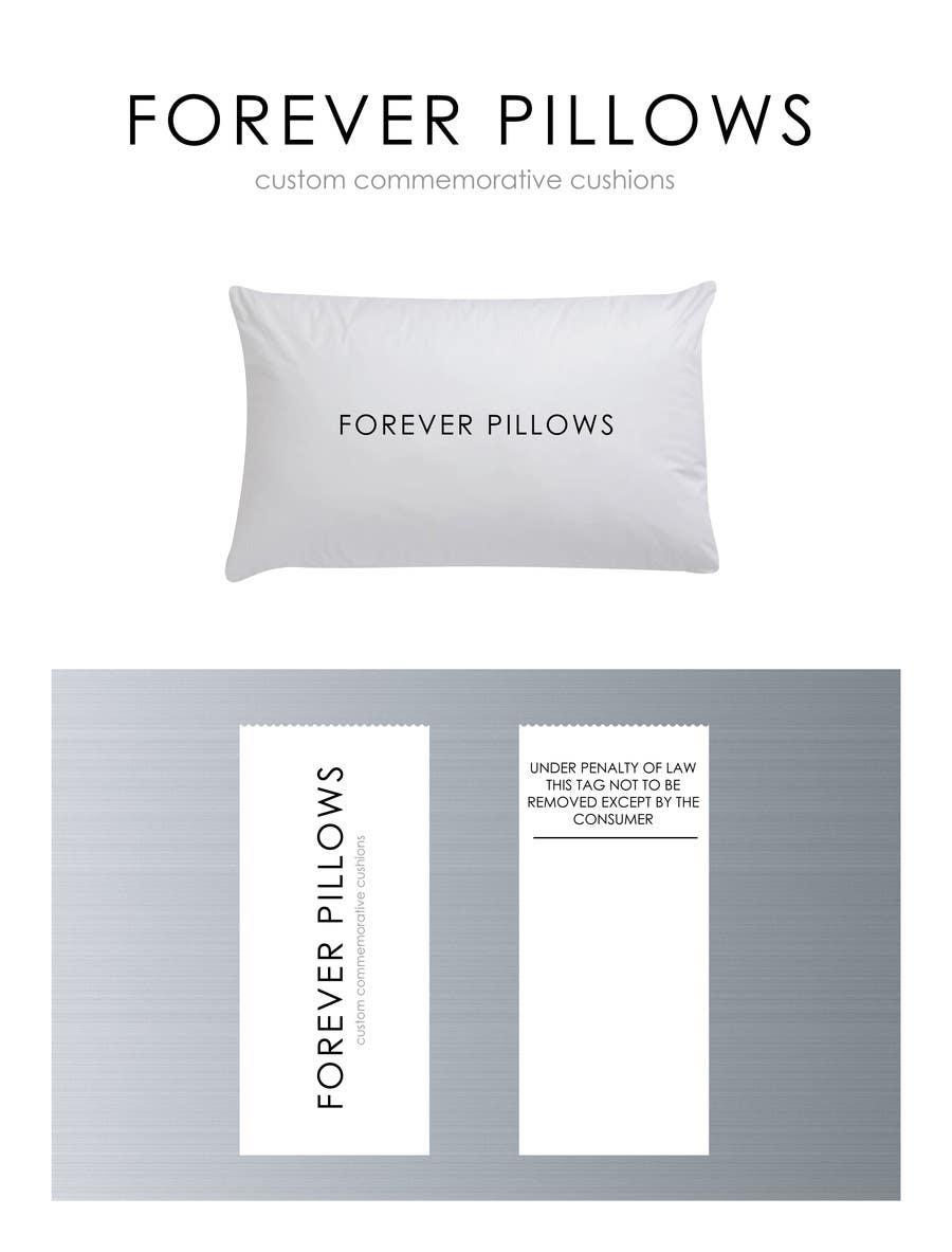 Penyertaan Peraduan #232 untuk Logo Design for Forever Pillows