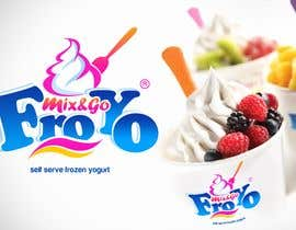 #133 for Logo Design for Mix&Go FroYo by twindesigner
