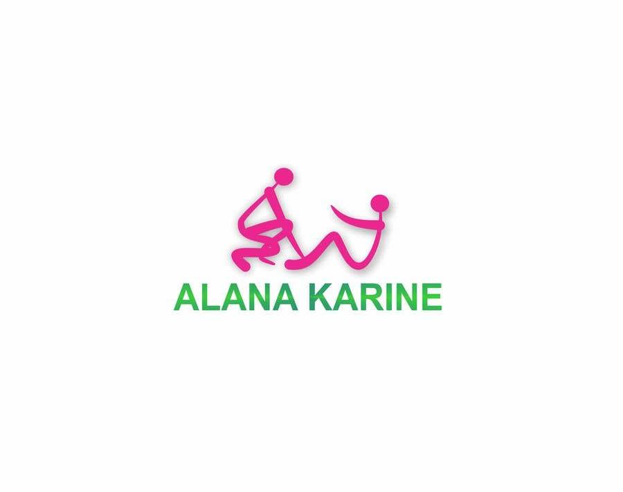 Inscrição nº 8 do Concurso para Logomarca Alana Karine