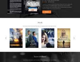 "nº 1 pour Website for New Novel, ""SELFIES"" by Gabriel Gilbert par adixsoft"