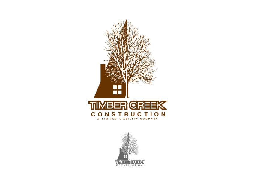 #20 for Logo Design for Timber Creek Construction by dimitarstoykov