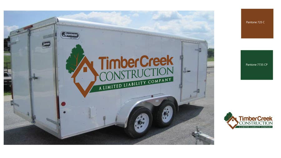 #140 for Logo Design for Timber Creek Construction by todeto