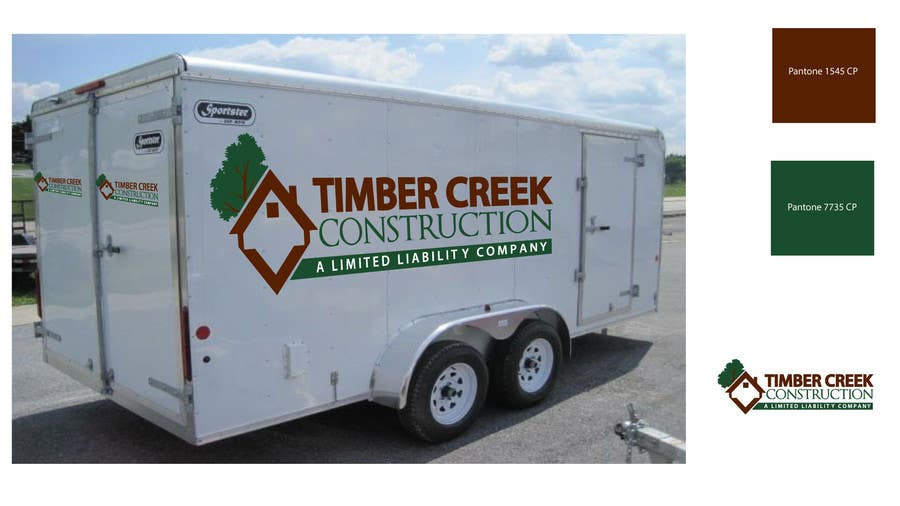 #58 for Logo Design for Timber Creek Construction by todeto