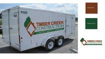 #141 for Logo Design for Timber Creek Construction by todeto