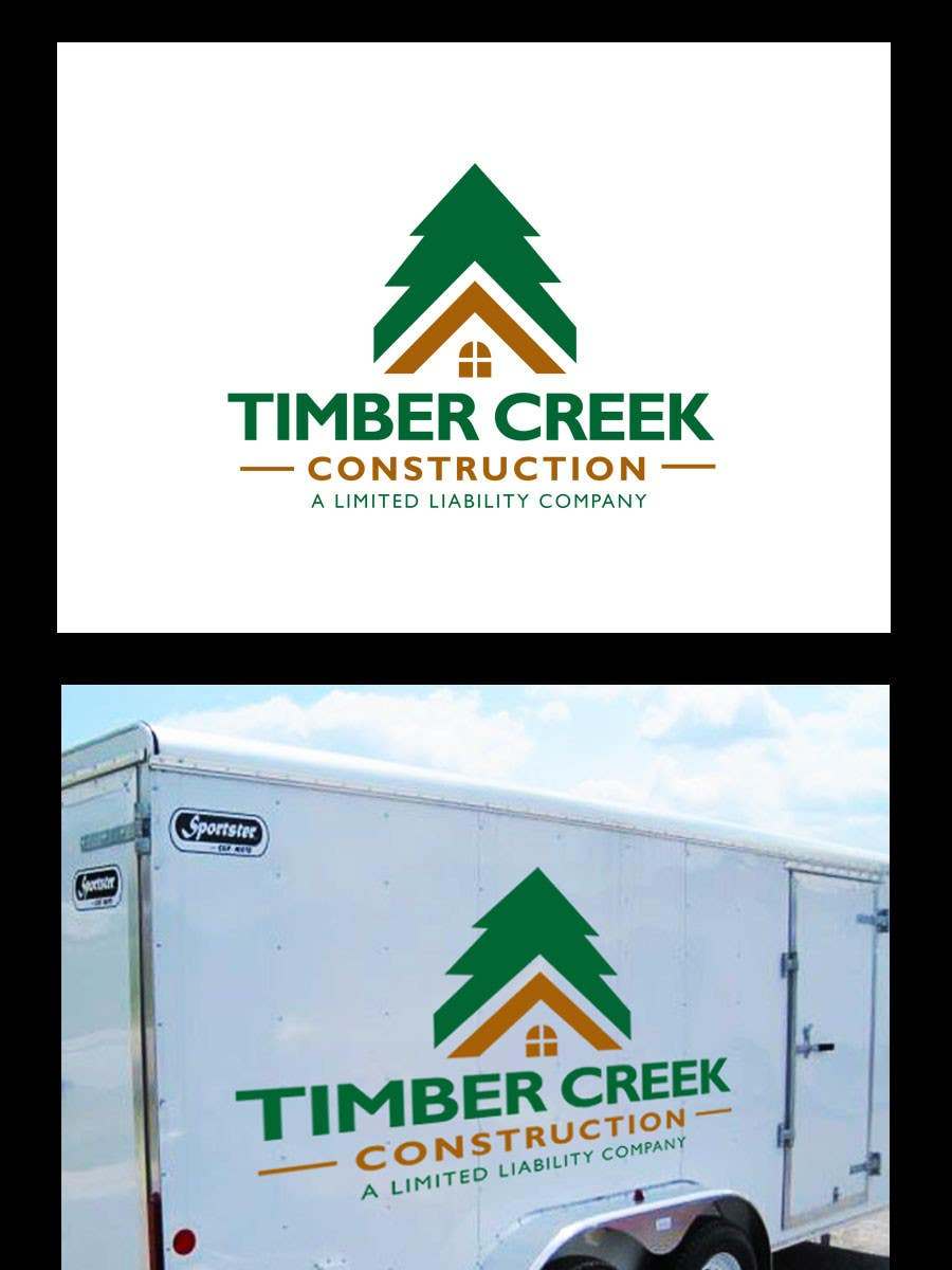 Inscrição nº 61 do Concurso para Logo Design for Timber Creek Construction