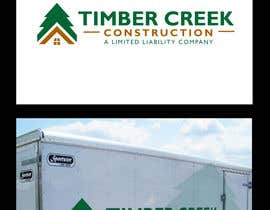 #60 untuk Logo Design for Timber Creek Construction oleh BrandCreativ3