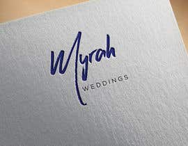 #116 for Design a logo for our Indian Wedding Designing and Planning company. af WhiteDesing